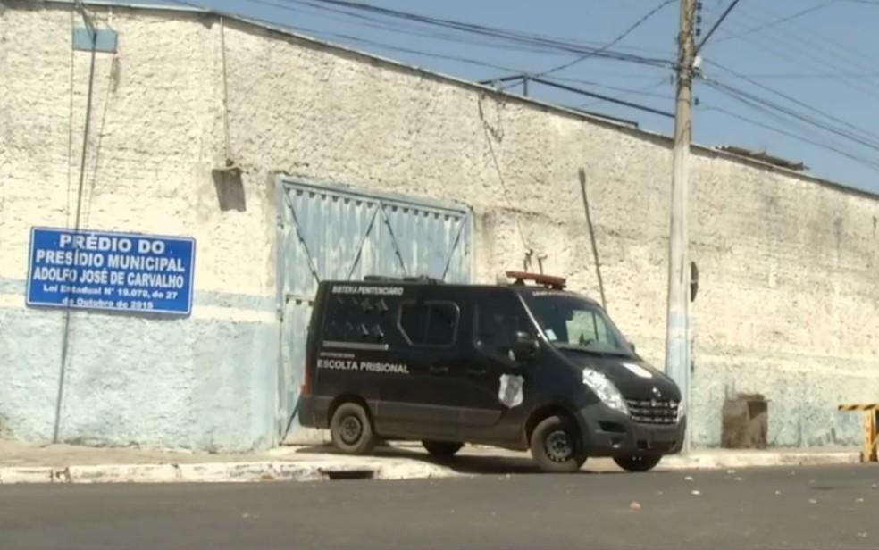 Investigações apontam que detentas foram estupradas no presídio de Goianésia — Foto: Reprodução/TV Anhanguera