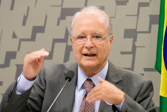 O embaixador do Brasil nos Estados Unidos, Sergio Amaral (Foto: EBC)