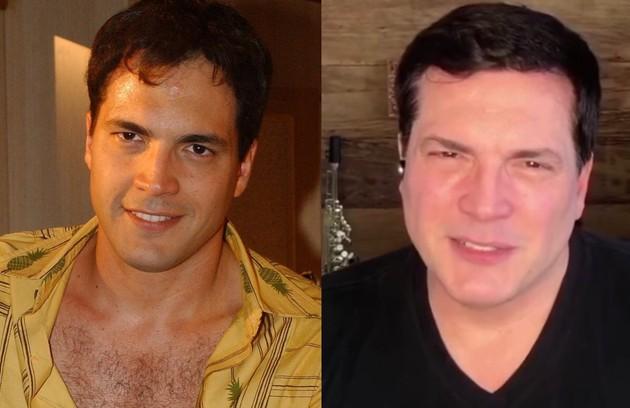 """Daniel Boaventura, que fez a série """"Hebe"""", interpretou Johnny, rapaz criado nos EUA  que vivia sendo passado para trás pelas mulheres (Foto: TV Globo - Reprodução/Instagram)"""