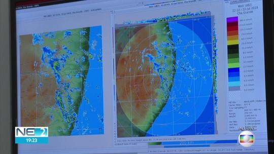 Apac emite alerta de chuvas moderadas a fortes no Grande Recife e na Zona da Mata