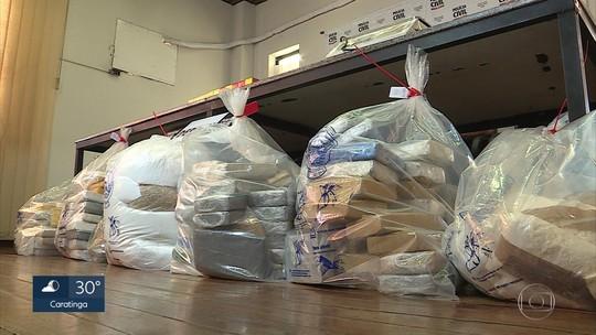 Polícia apreende 150 kg de cocaína de organização que seria a maior de tráfico da Grande BH