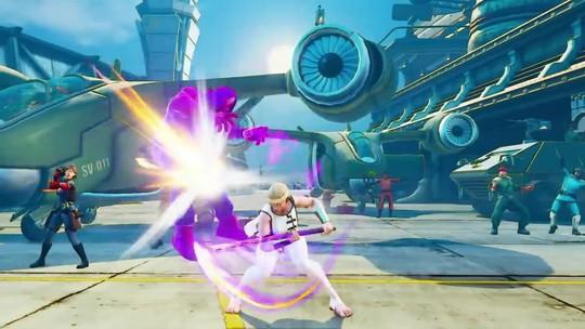 Veja o gameplay de Falke, nova personagem de Street Fighter V: Arcade Edition