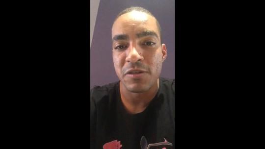"""Jenison pede desculpas após chamar Paraná Clube de """"trampolim""""; veja o vídeo"""