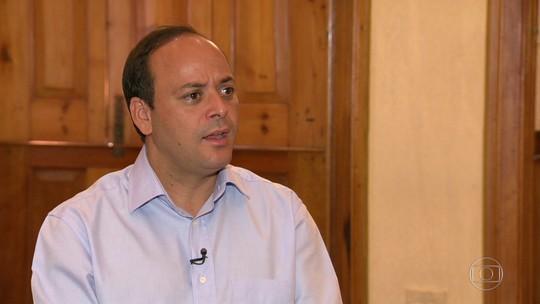 Rodrigo Neves, eleito prefeito de Niterói, diz que segurança é prioridade