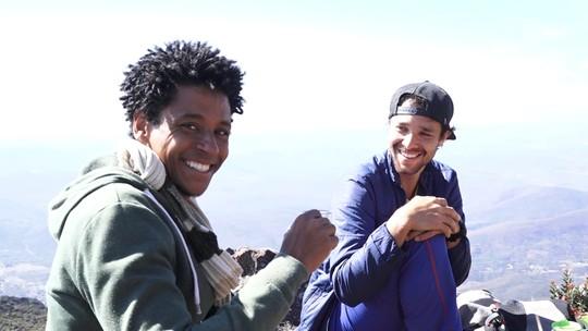 Barista explica as fases do café a 1700 metros de altitude