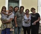 Bastidores da filmagem de Dona Flor e seus dois maridos | Arquivo pessoal