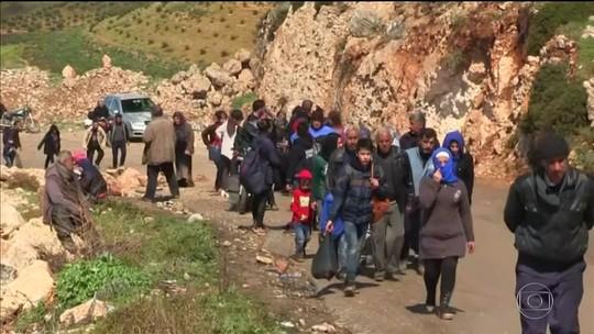 Ataque da Turquia a hospital de Afrin deixa mortos, diz ONG