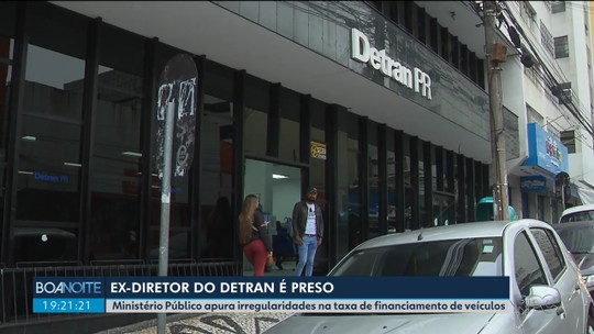 Justiça revoga prisões de ex-diretor do Detran-PR e outros 4 investigados em operação sobre direcionamento em edital