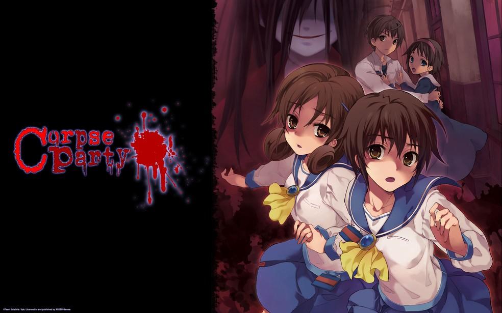 Jogos com temática japonesa, como Corpse Party, estão em promoção no GOG — Foto: Divulgação/team Grisgis)
