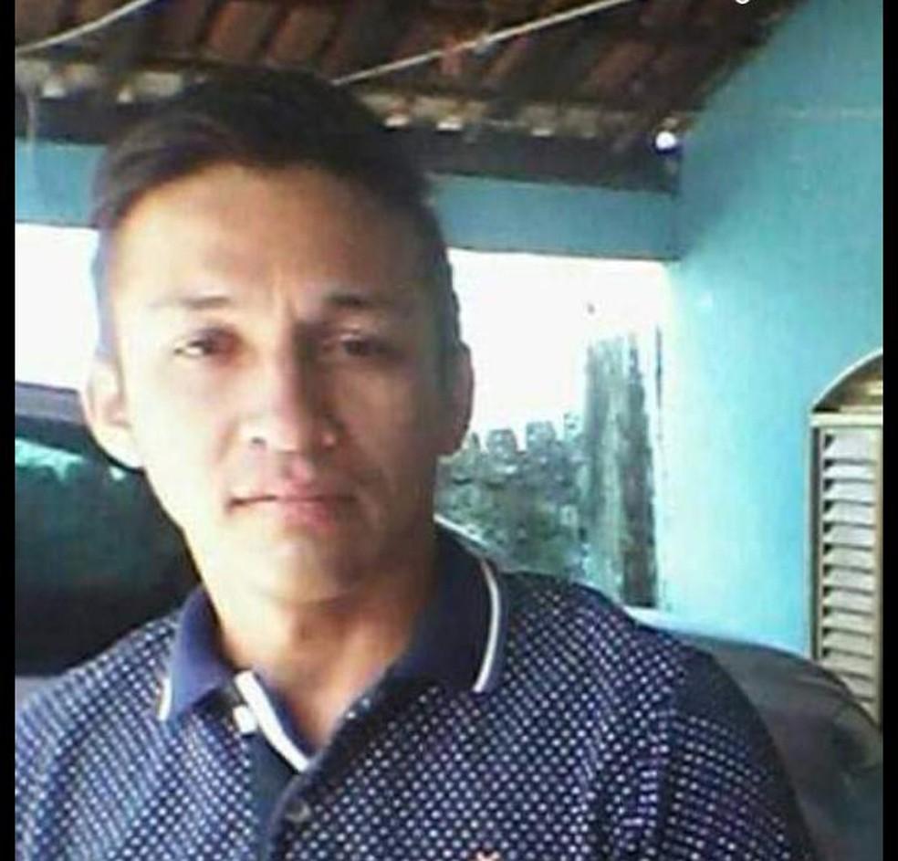 Vítima foi identificada como Adriano Ferreira da silva de 39 anos. — Foto: arquivo pessoal