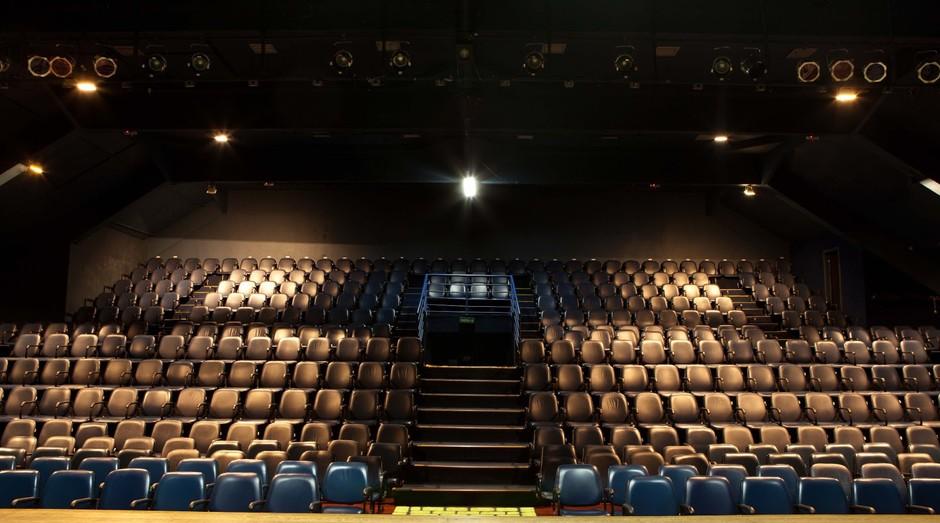 Teatro Novo (Foto: Divulgação)