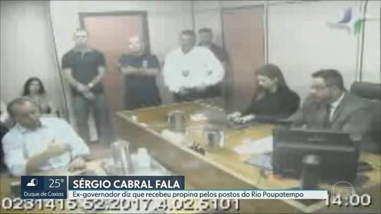 Cabral revela ser dono de imóveis pagos com R$ 6 milhões de propina