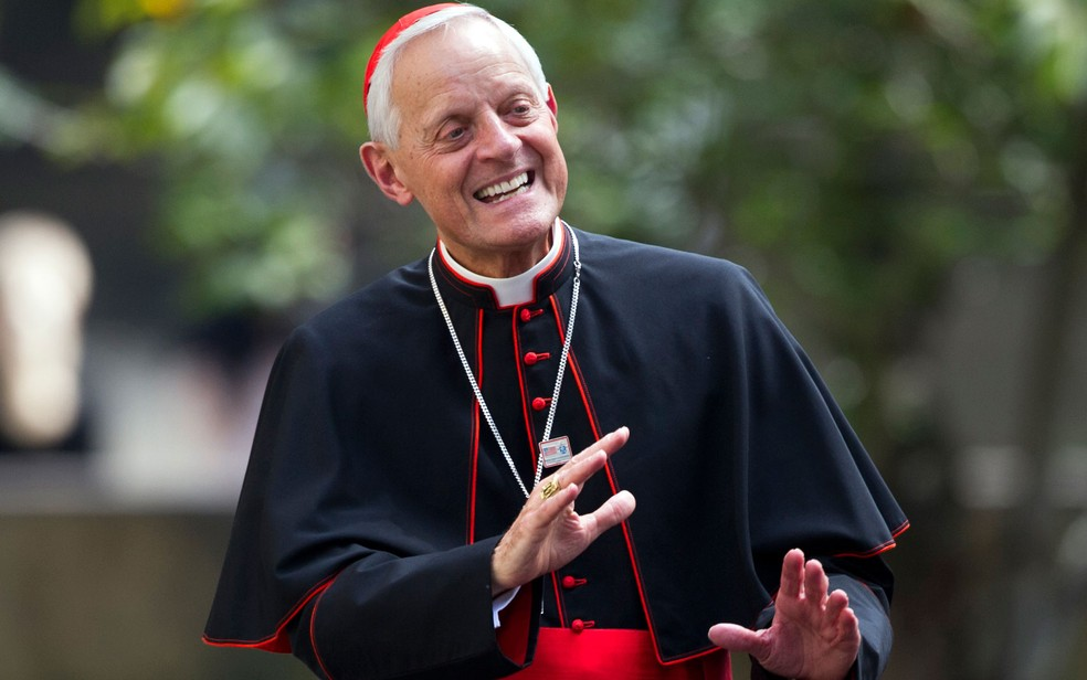 O arcebispo Wuerl enviou aos padres da Pensilvânia uma carta em que alertava sobre o conteúdo 'perturbador' do relatório (Foto: AP Photo/Cliff Owen, File)