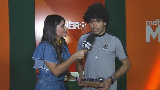 """""""Invicto"""", """"marqueteiro"""", """"fica tisti não"""": cruzeirenses rebatem fala de Luan, do Atlético-MG"""