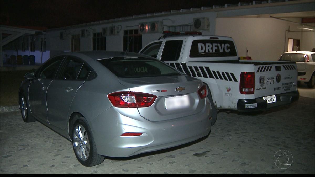 Agente penitenciário é preso suspeito de fraudar seguradoras de carros em João Pessoa