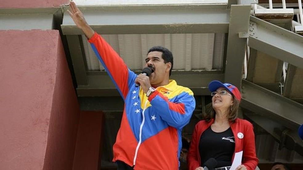 Maduro prepara um censo de imóveis para aferir quais estão desocupados — Foto: Getty Images