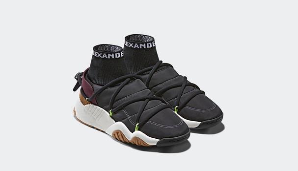 Adidas e Alexander Wang (Foto: Divulgação)