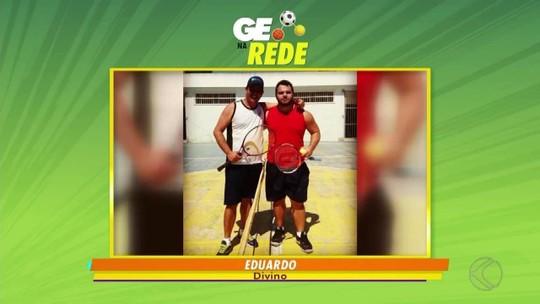 GE na Rede tem tenistas de Divino e Real Madri de Juiz de Fora