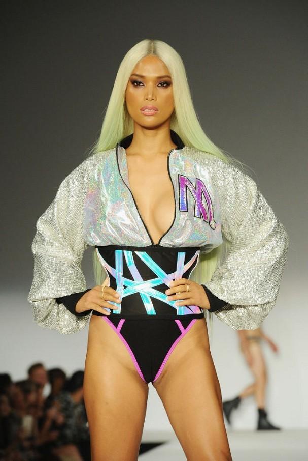 Modelo e ativista transgênero Geena Rocero (Foto: Getty Images)