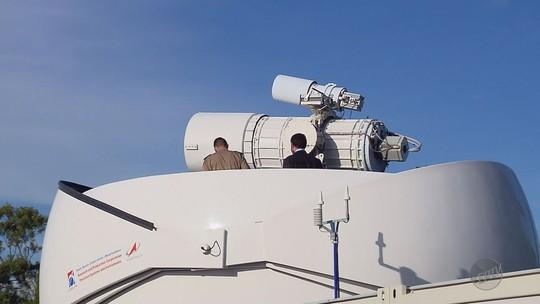 Telescópio russo para mapear lixo espacial é inaugurado em Brazópolis