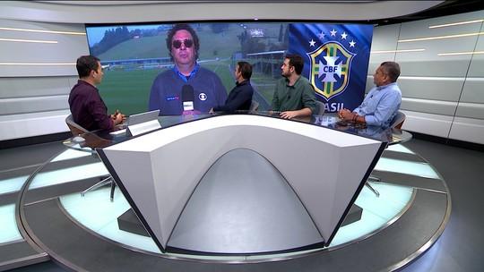 Casagrande fala sobre a saída de Carille do Corinthians e sobre a recuperação de Neymar