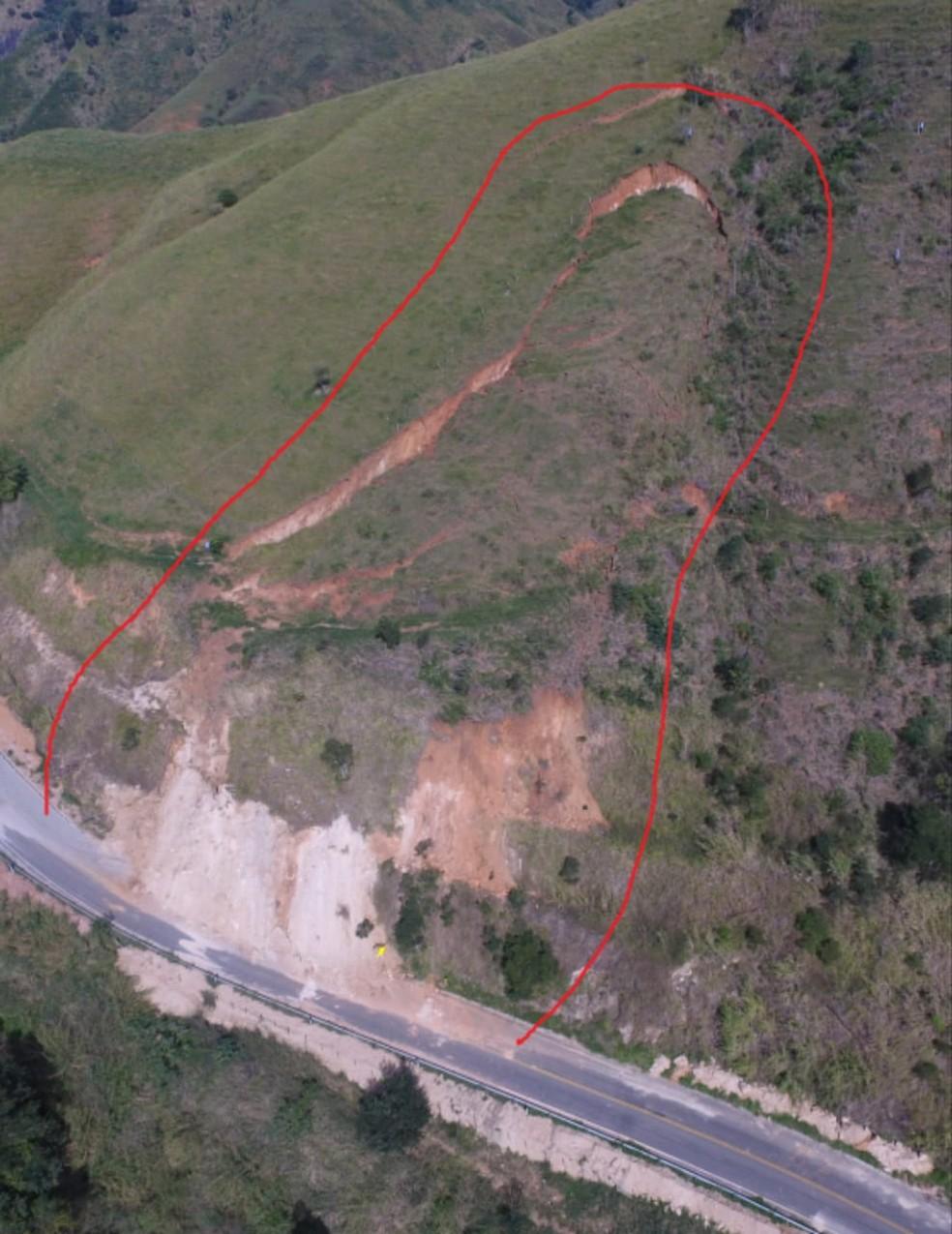 Rodovia ES-177 será interditada nesta sábado (16) (Foto: Divulgação/DER-ES)