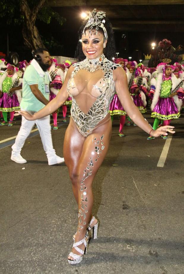 Evelyn Bastos (Foto: Roberto Valverde/ QUEM)