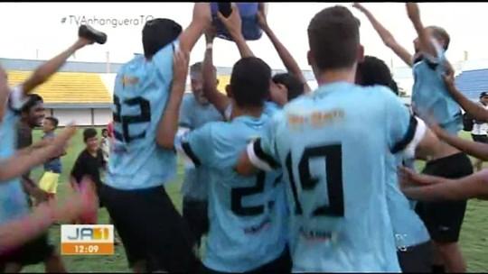 Veja os gols da classificação de Sparta e Palmas para a final do sub-19