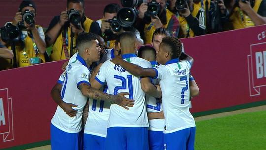 Brasil estreia na Copa América com vitória sobre a Bolívia