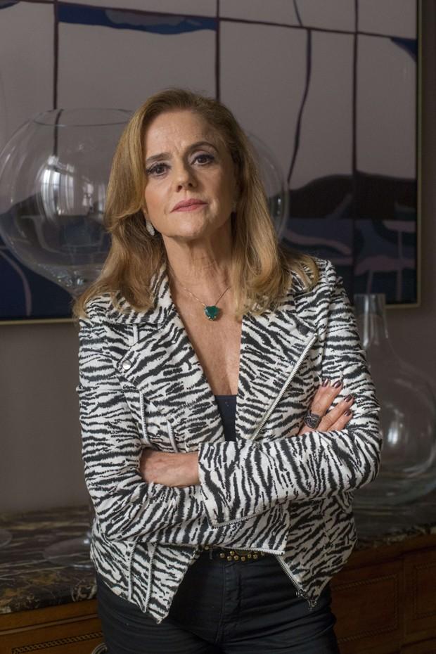 Marieta Severo (Foto: Globo/Marilia Cabral)