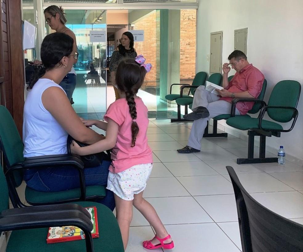 Projeto de extensão da Universidade Federal da Paraíba ajuda crianças com autismo — Foto: Divulgação/UFPB