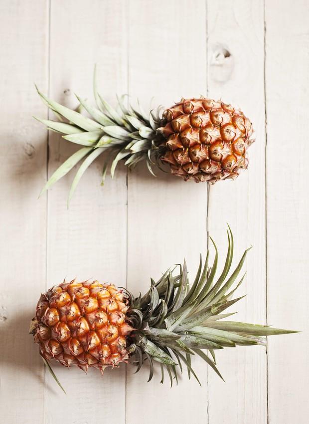 Benefícios do abacaxi (Foto: Elisa Correa / Editora Globo)