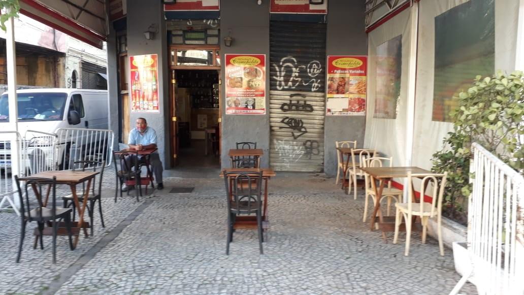 Restaurantes do Centro do Rio tem queda de até 95% no movimento; esvaziamento da região aumentou a crise