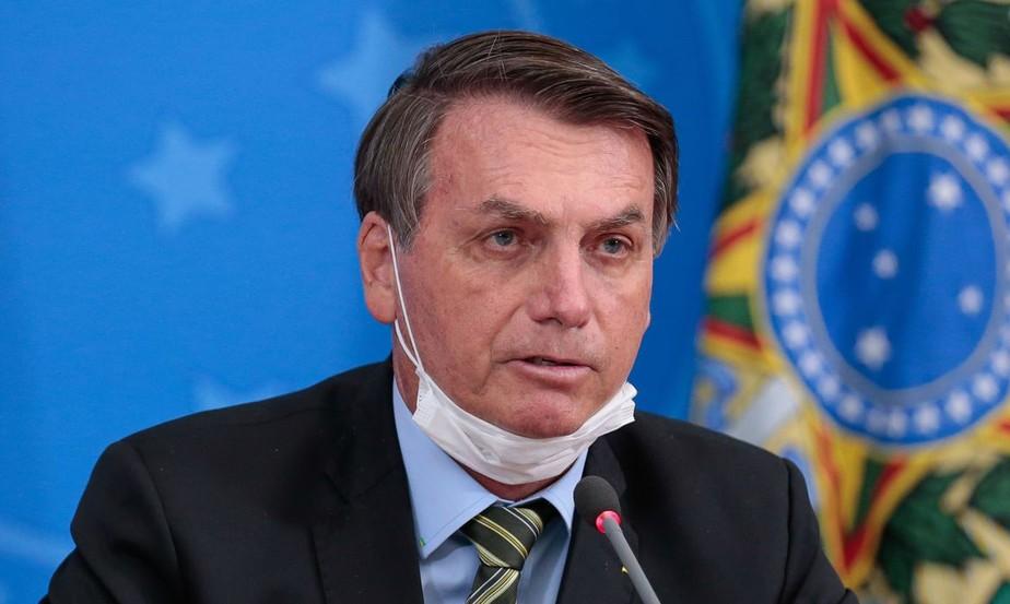 Bolsonaro tem resultado positivo em teste para covid-19 | Brasil e ...