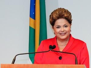 Dilma coletiva (Foto: Roberto Stuckert Filho / PR)