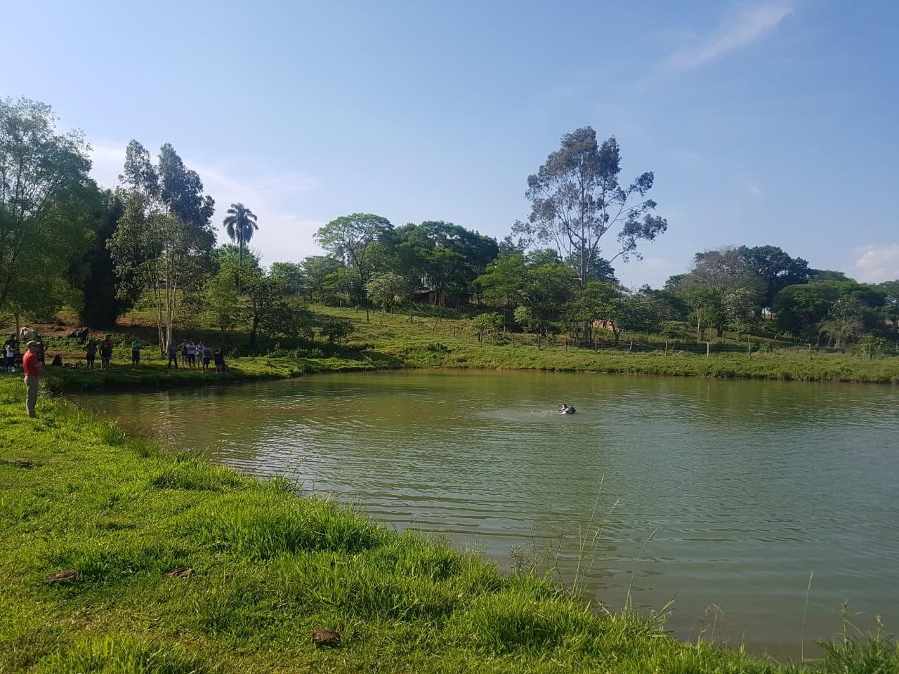 Jovem morre afogado em chácara, em São Miguel do Iguaçu - Notícias - Plantão Diário