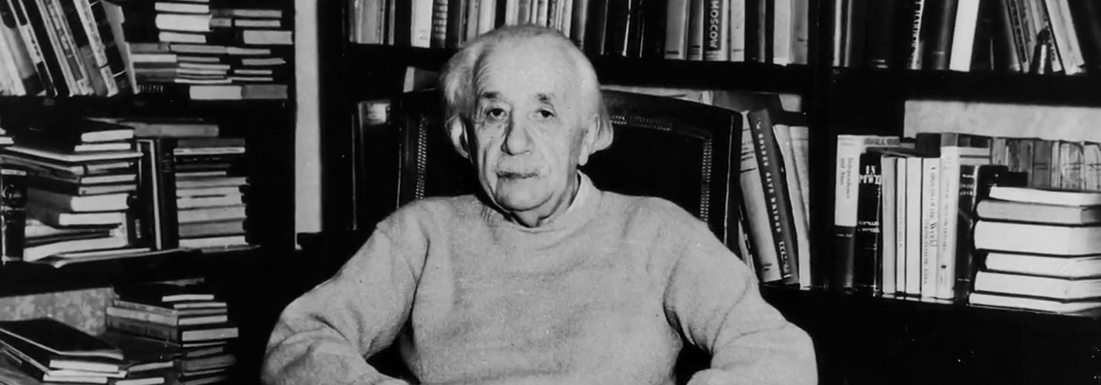 A Mente de Einstein