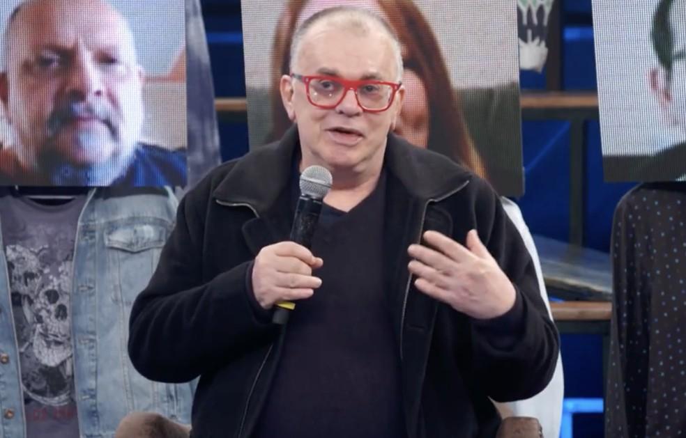Walcyr Carrasco fala sobre escrever 'Verdades Secretas 3' — Foto: Globo