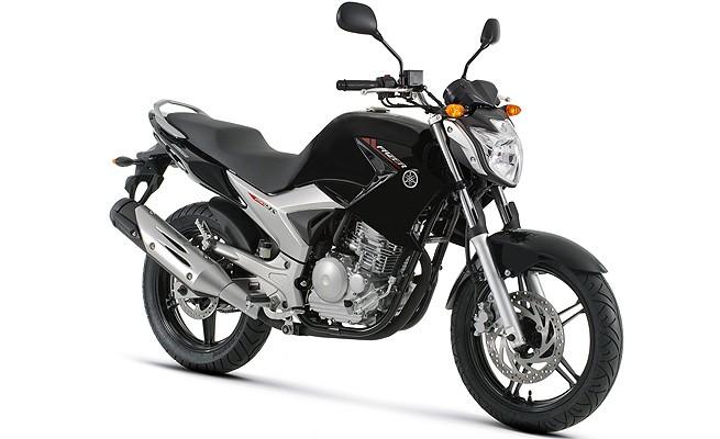 Yamaha Fazer 250 flex (Foto: Yamaha)