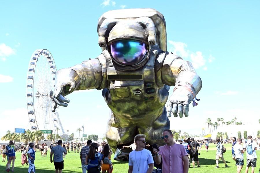Coachella: a maior plataforma de compartilhamento do mundo (Foto: Getty Images)