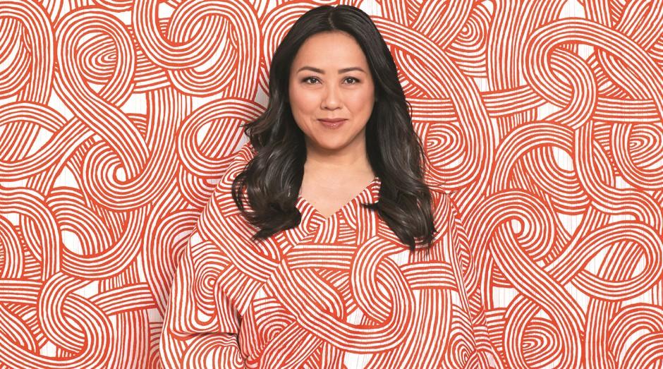 Sandra Fukada, da Furoshiki Store: negócio que vem da tradição (Foto: Franco Amendola)