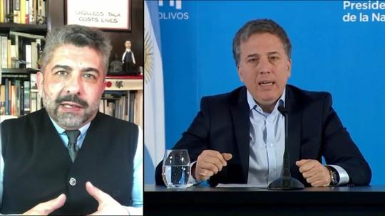 Ministro da Fazenda da Argentina renuncia ao cargo