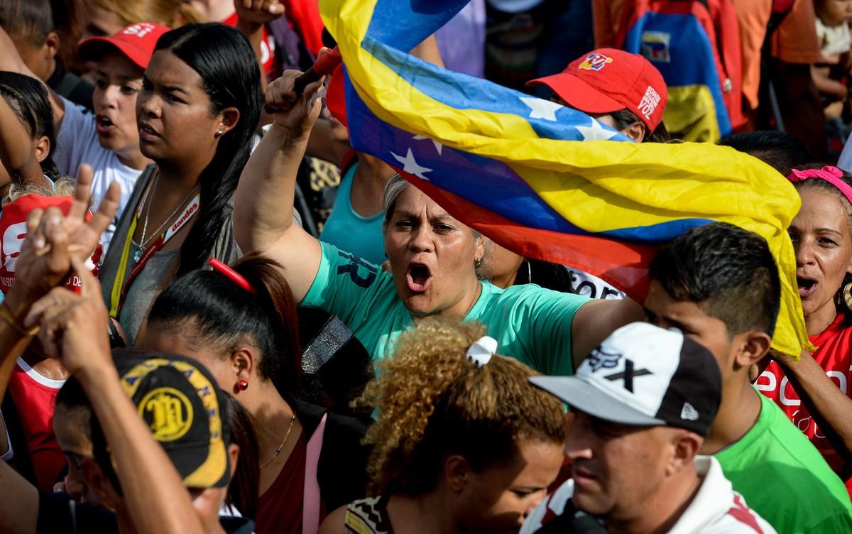 Oposição é favorita nas eleições para governador deste domingo na Venezuela