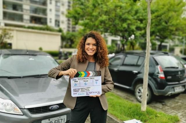Kizi Vaz (Foto: Divulgação)