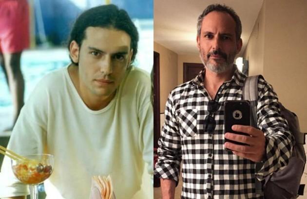 Pablo Uranga, que interpretou Léo na primeira temporada de 'Malhação', fez carreira como diretor. Atualmente, dirige o seriado 'Férias em família', do Multishow. Na Fox, esteve na equipe de direção da série 'Rio Heroes' (Foto: TV Globo/ Reprodução Instagram)