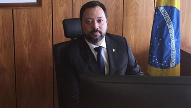 Alexandre Ribeiro Pereira Lopes, novo presidente do Inep (Foto: Divugação/MEC, via Agência Brasil)