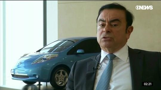 Promotores japoneses apresentam nova denúncia contra empresário Carlos Ghosn