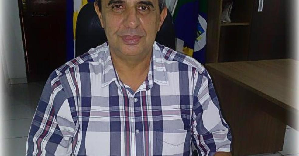 Prefeito de Tupiratins morreu após quase 20 dias internado — Foto: Divulgação