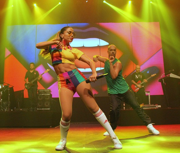 Anitta (Foto: Wallace Barbosa/AgNews)