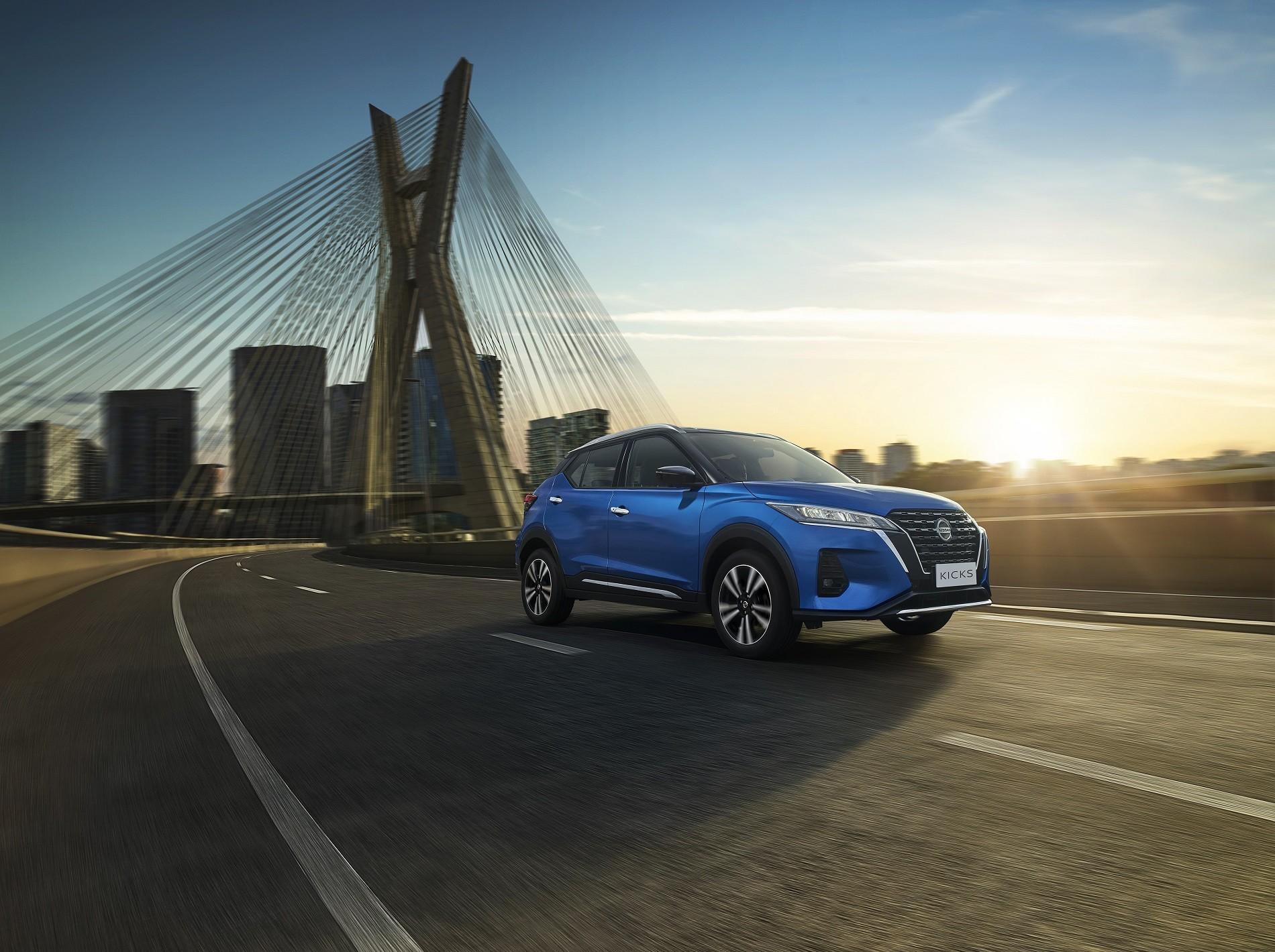 5 razões para comprar novo Nissan Kicks em Atibaia e região